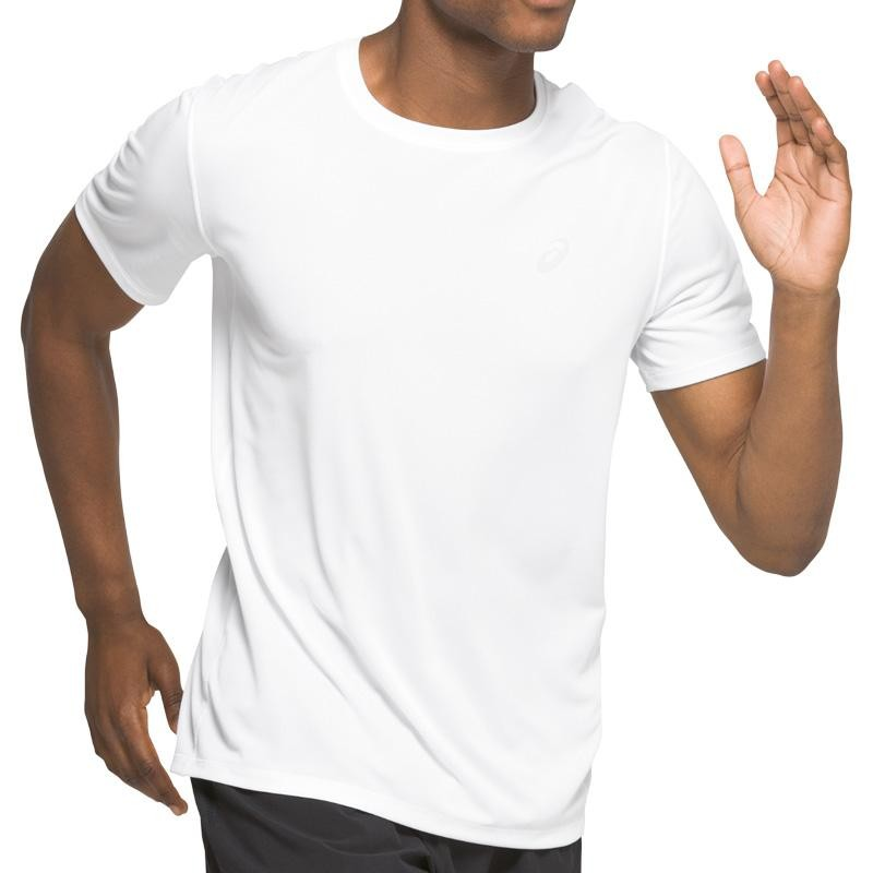 Camiseta Asics Katakana SS TOP Brilliant White 2020