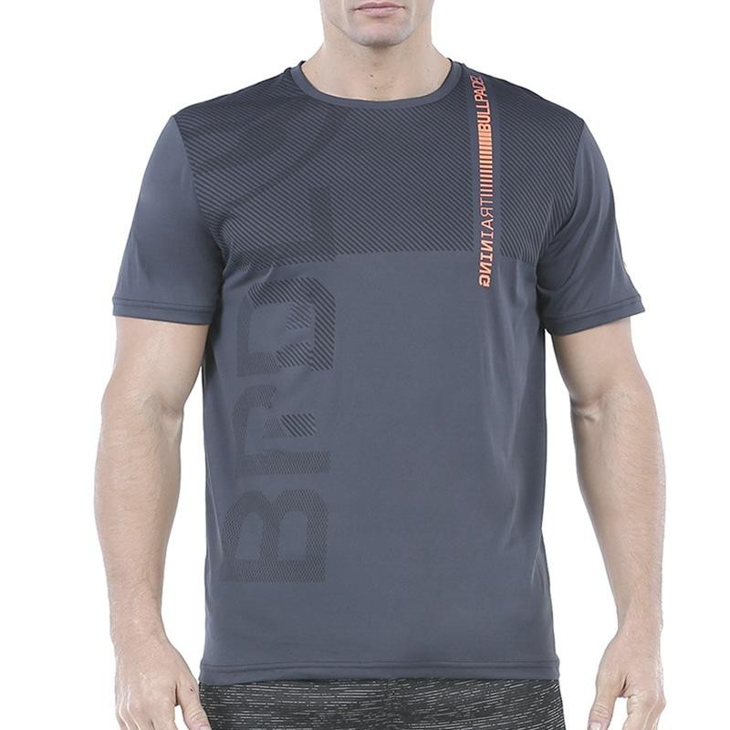 Camiseta Bullpadel Ritan Antracita