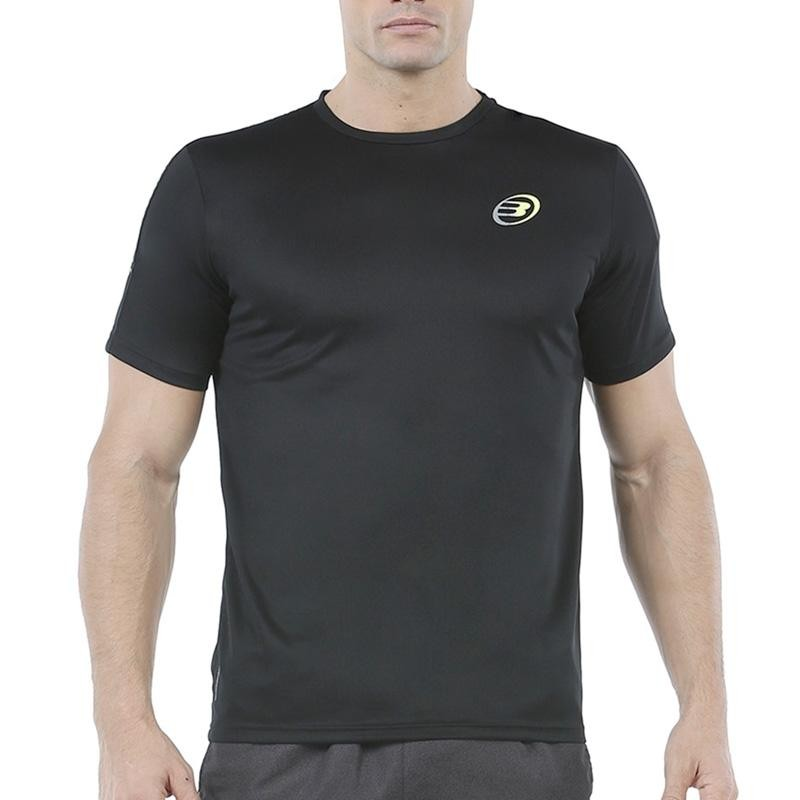 Camiseta Bullpadel Urkita Negra