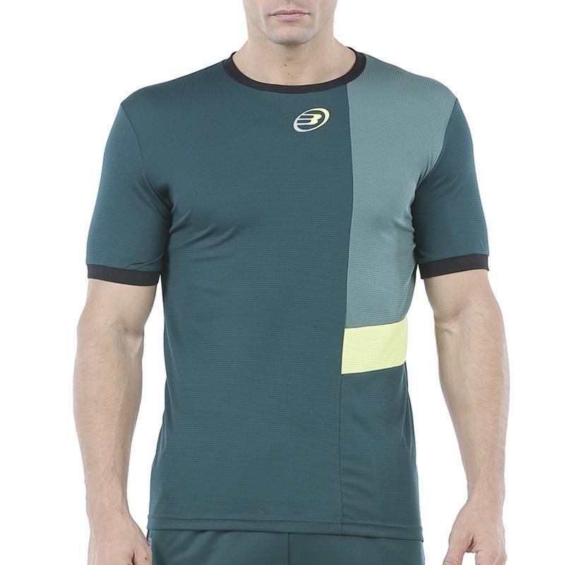 Camiseta Bullpadel Urpa Verde