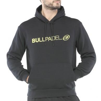 BullpadelSudadera Bullpadel Redipol Negra