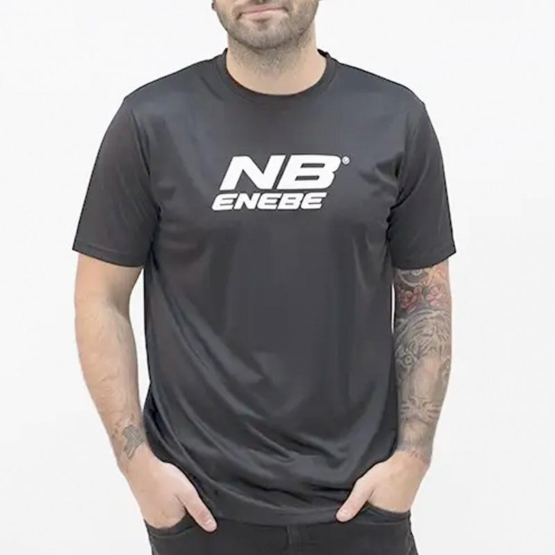 Camiseta NB Zircon Negra