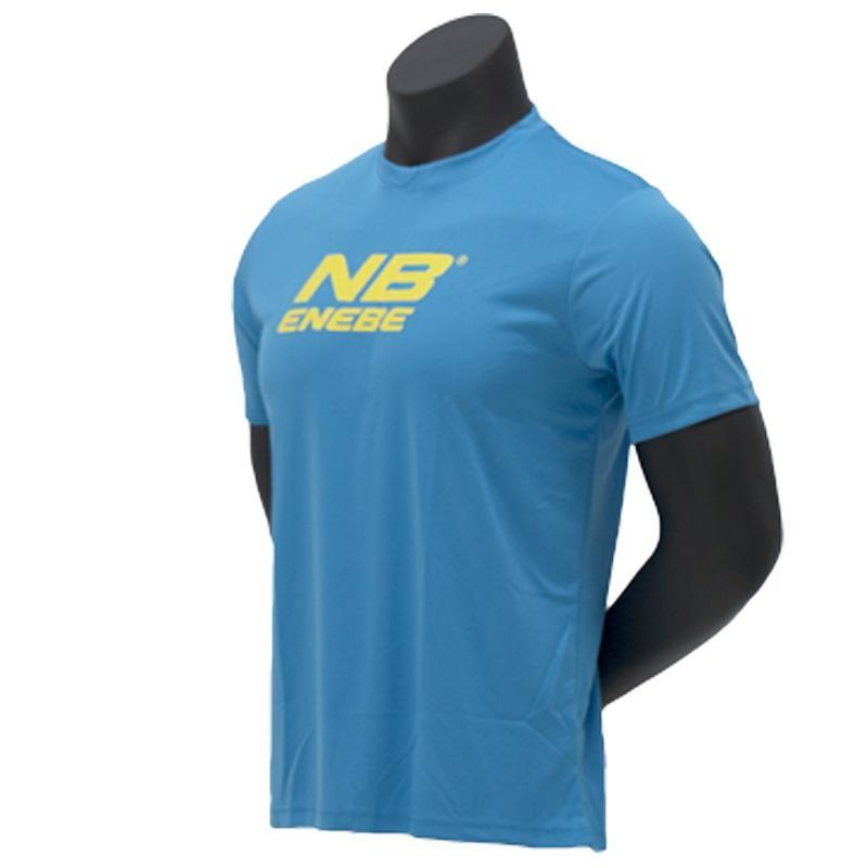 Camiseta NB Zircon Azul