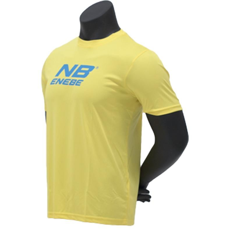 Camiseta NB Zircon Amarilla