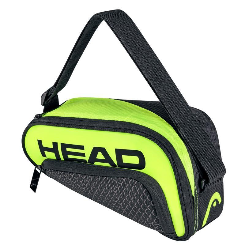 Neceser Head Tour Team Miniature Black Yellow 2020