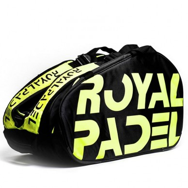 Royal PadelPaletero RP Thermo Amarillo 2020