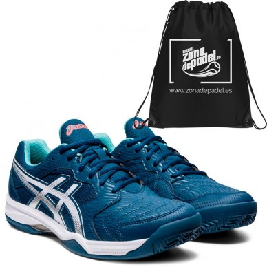 AsicsAsics Gel Dedicate 6 Mako Blue White 2020