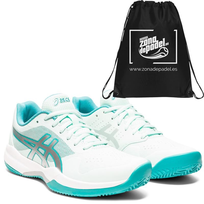 Asics Gel Game 7 Clay Bio Mint Pure Silver 2020