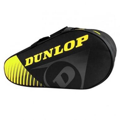 Dunlop Paletero Dunlop Termo Play Negro y Amarillo 2020