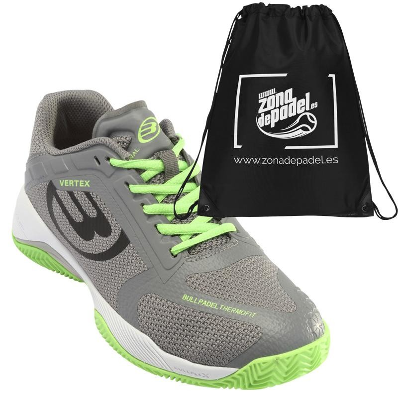 Zapatillas Bullpadel Vertex 20I Grises