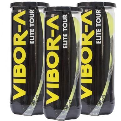 ViboraPack 3 Botes Pelotas Vibora Elite Tour