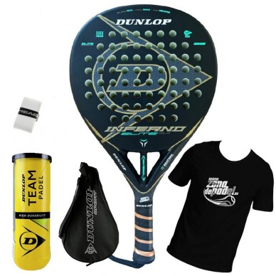 Dunlop Dunlop Inferno Elite Gold 2021