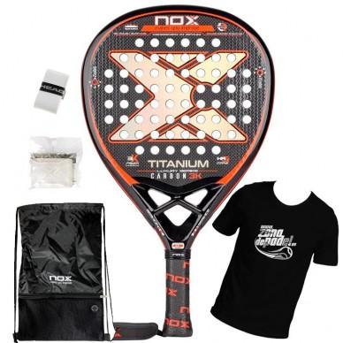 NoxNox Titanium Carbon 3K 2021