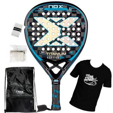 NoxNox Titanium Carbon 18K 2021