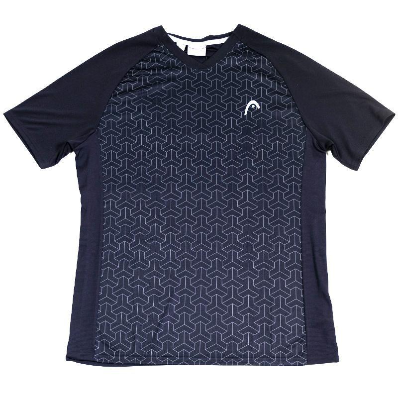 Camiseta Head SMU ALPHA T-Shirt M