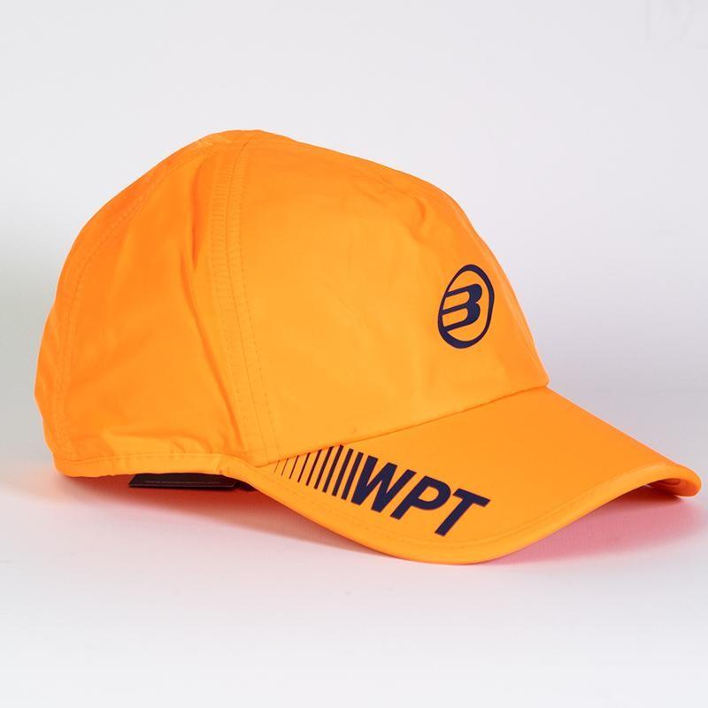 Gorra Bullpadel BPG-20 WPT naranja
