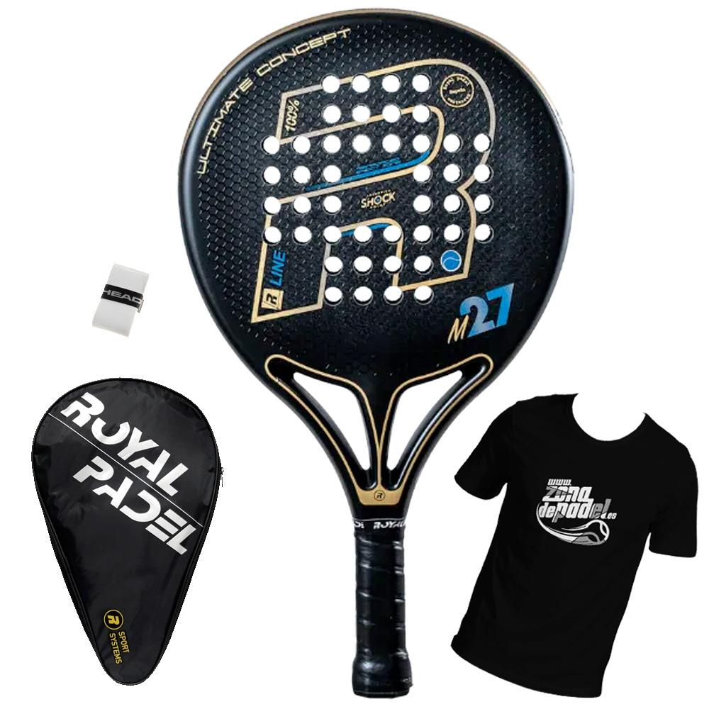 Royal padel m27 r-fury