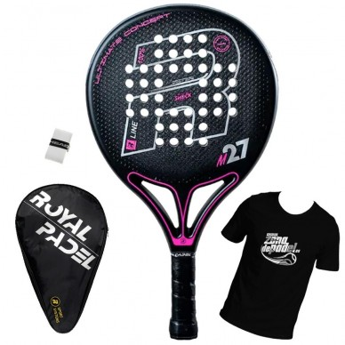 Royal PadelRoyal Padel M27 R-line control X Woman
