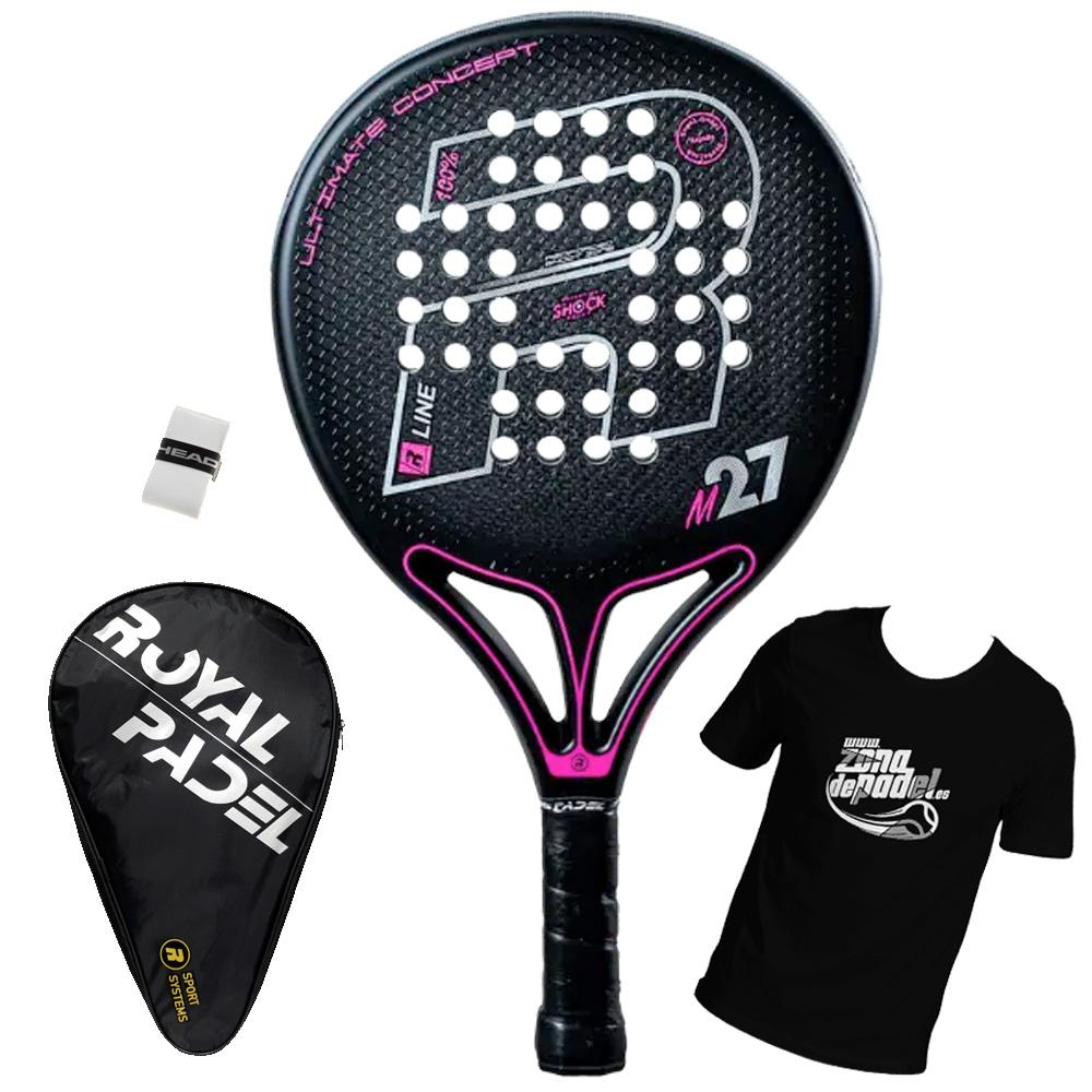 Royal padel m27 r-line control x woman