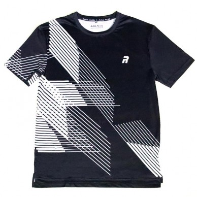 Royal PadelCamiseta Royal Padel Tech Negra