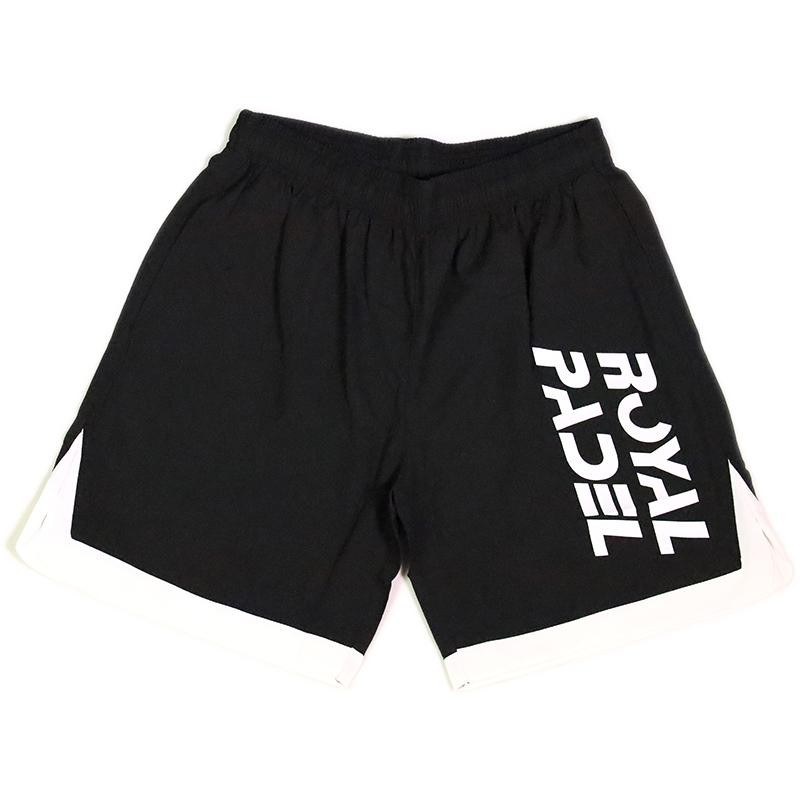 Pantalón Royal Padel Tech Negro
