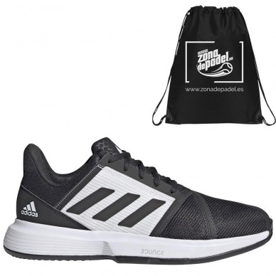 Adidas Adidas CourtJam Bounce M Clay Core Black 2021