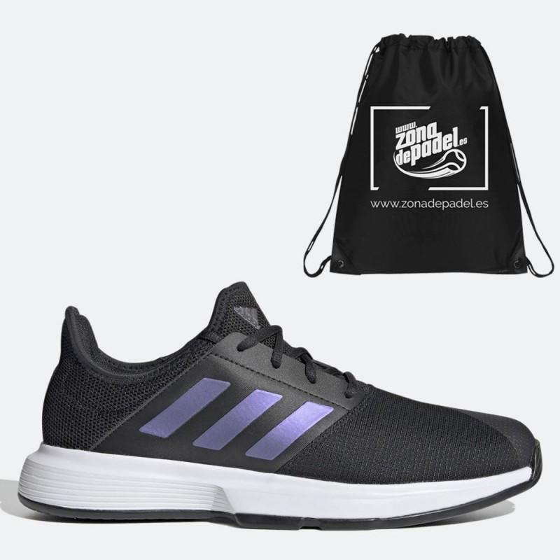 Zapatillas Adidas GameCourt M Black Core 2021