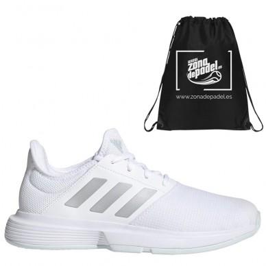 Adidas Adidas GameCourt W White Silver 2021