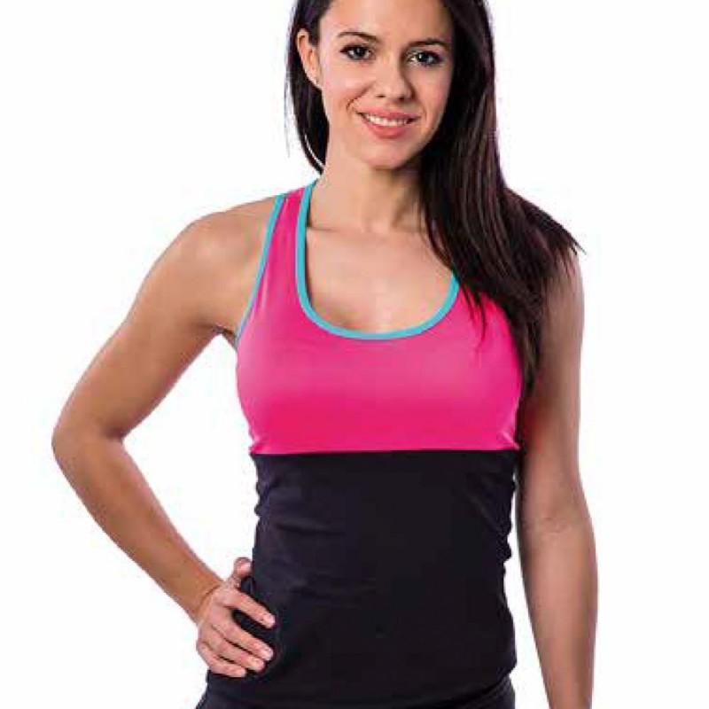 Camiseta tirantes BB Barcelon Rosa