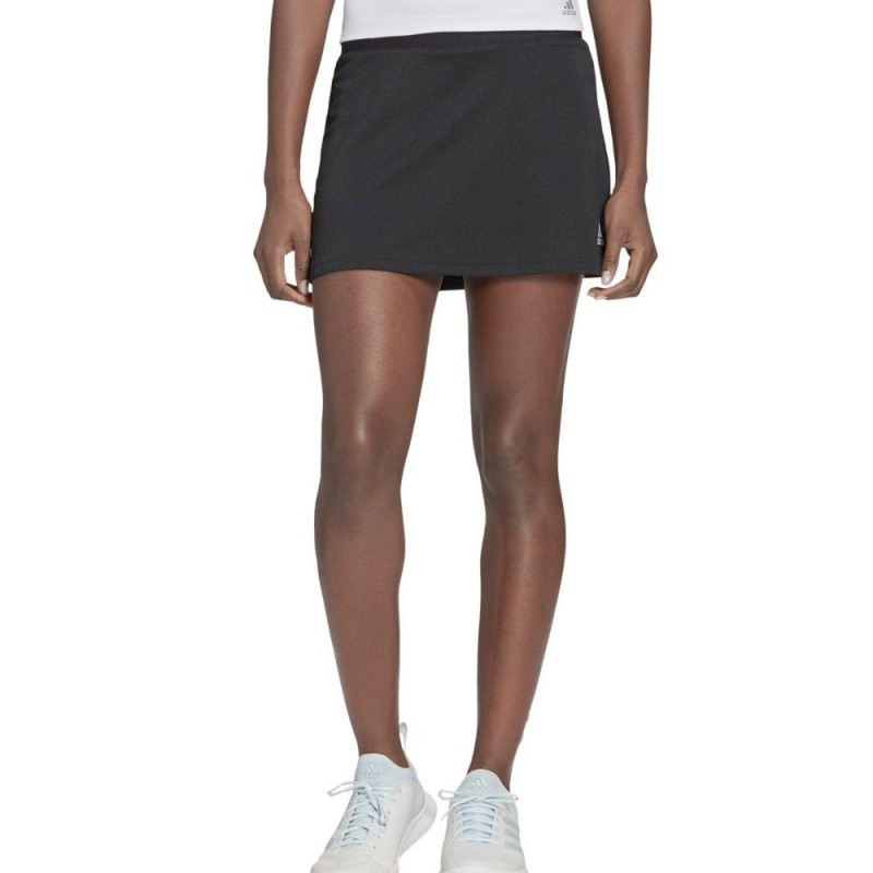 Falda Adidas Club Black White