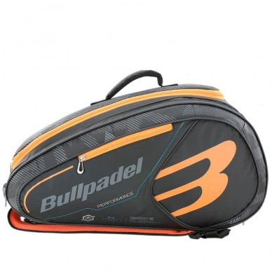 BullpadelPaletero Bullpadel BPP-21002 Mid Capacity Negro Naranja