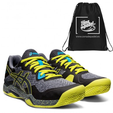 AsicsAsics Gel Padel Ultimate Metropolis Safety Yellow 2021