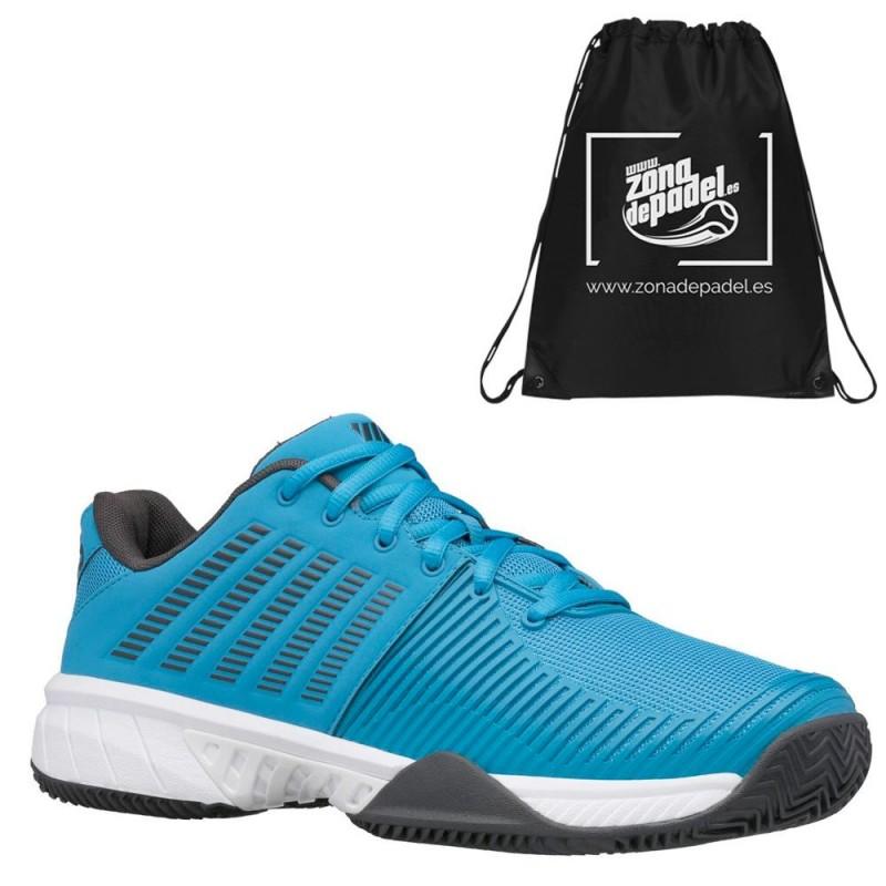 Zapatillas Kswiss Express Light 2 HB Azules 2021