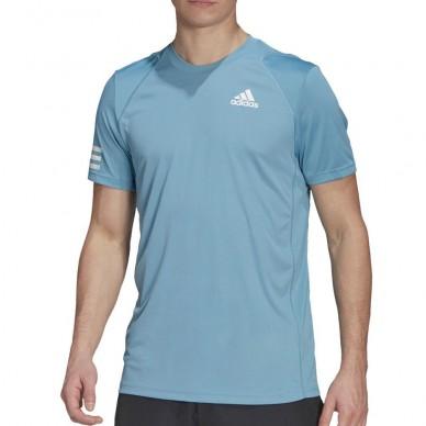 Adidas Camiseta Adidas Club 3STR Hazy Blue White