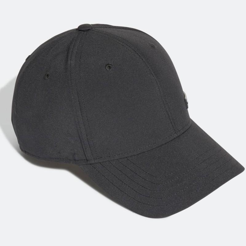 Gorra Adidas BBALLCAP LT MET Black