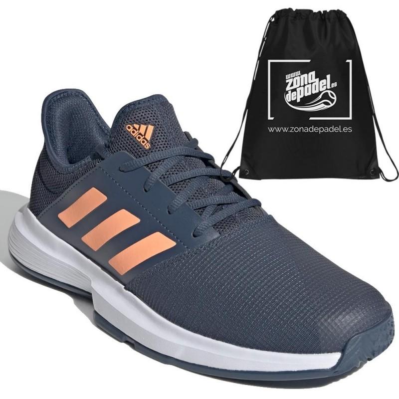 Zapatillas Adidas GameCourt M Crew Navy Blue 2021