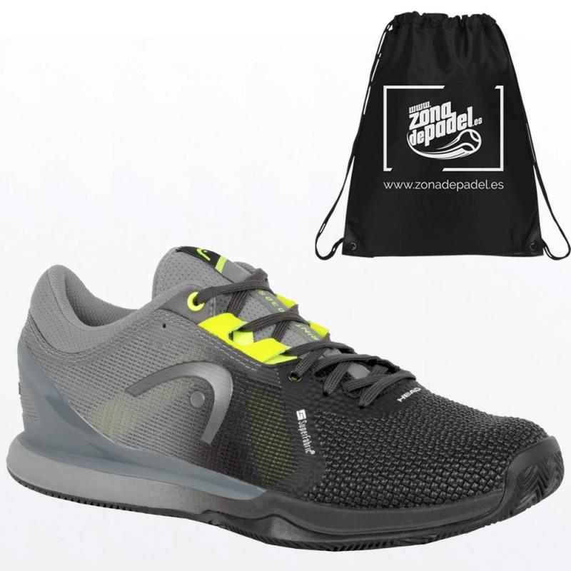 Zapatillas Head Sprint Pro 3.0 SF Clay Men BKYE 2021