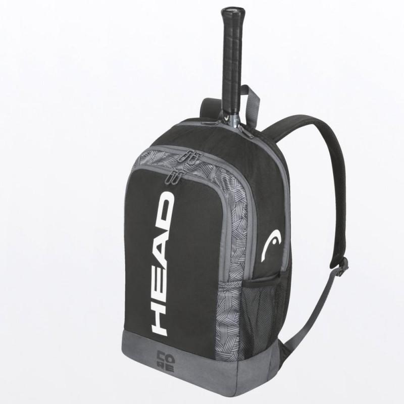 Mochila Head Core Backpack Black White 2021