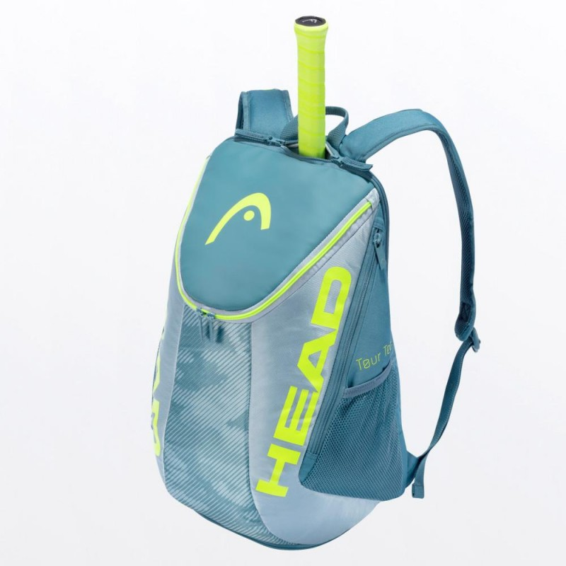 Mochila Head Tour Team Extreme BackPack Grey Yellow 2021