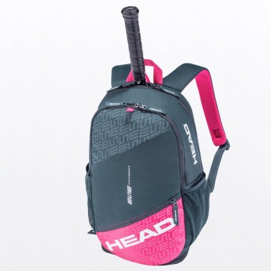 Head Mochila Head Elite BackPack Blue Pink 2021