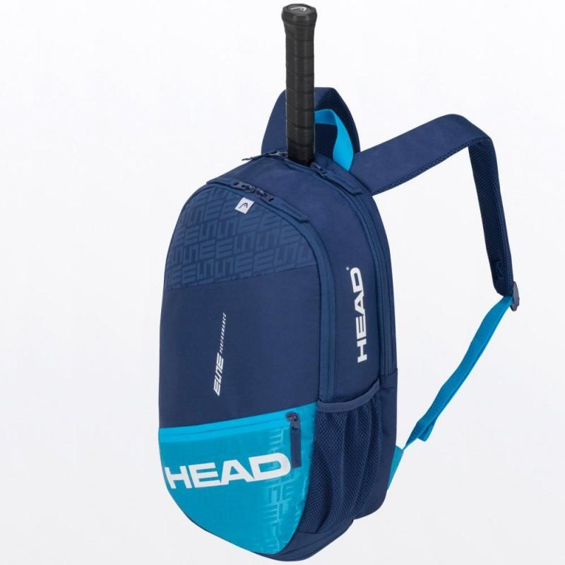 Mochila Head Elite BackPack Navy Blue 2021
