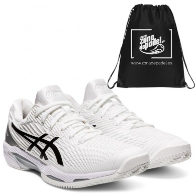 AsicsAsics Solution Speed FF 2 Clay White Black 2021