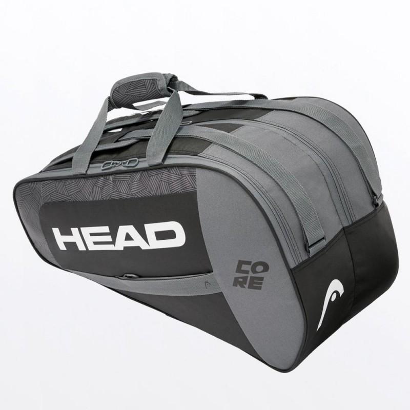 Paletero Head Core Padel Combi Black White 2021