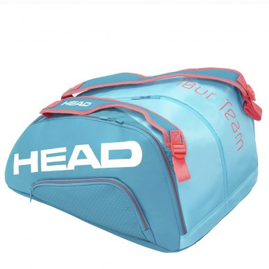 Head Paletero Head Tour Team Monstercombi Blue Pink 2020