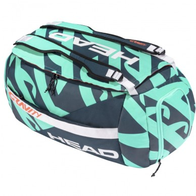 Head Paletero Head Pet Sport Bag Green Blue 2021