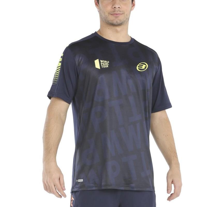 Camiseta Bullpadel Vegachi Oceano Profundo