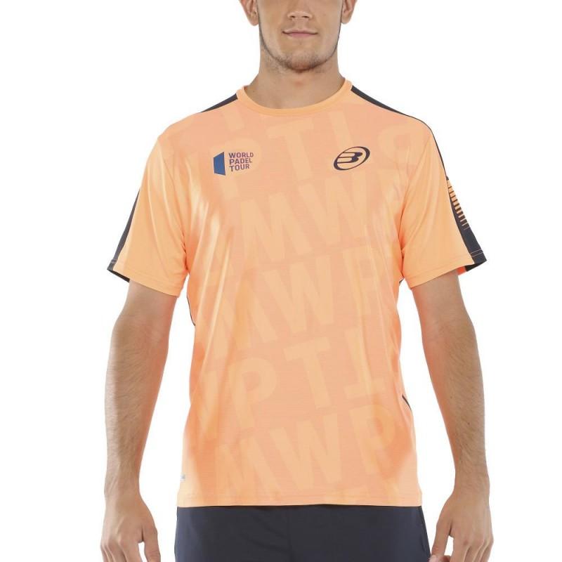 Camiseta Bullpadel Vegachi Naranja