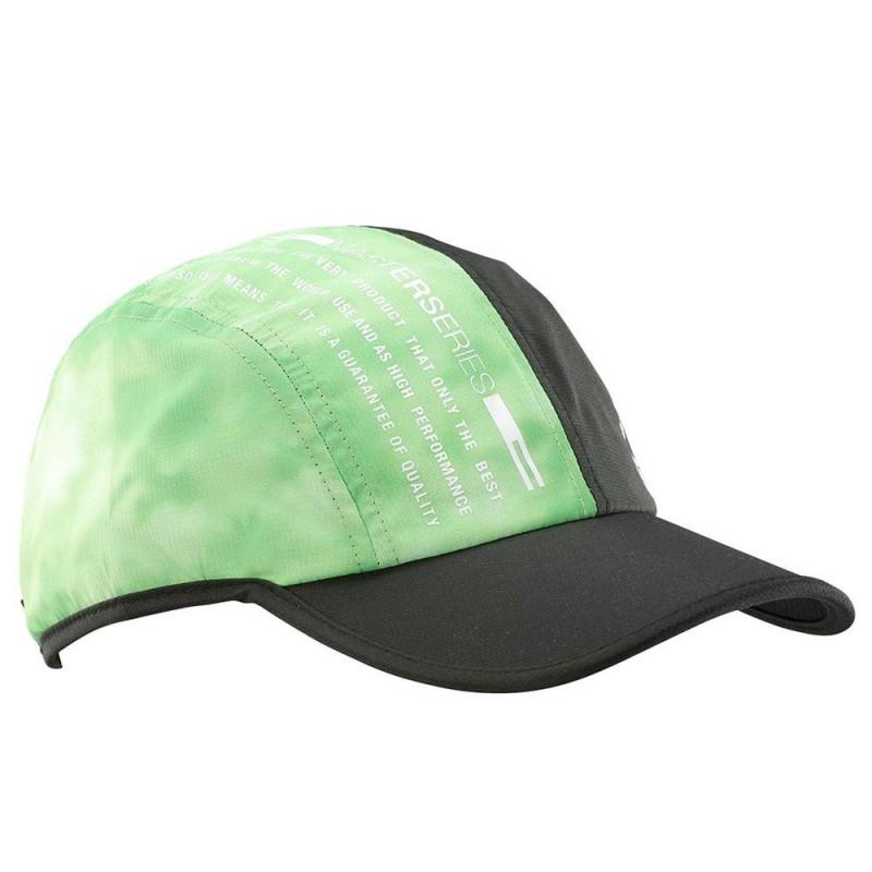 Gorra Bullpadel BPG212 Negra Verde