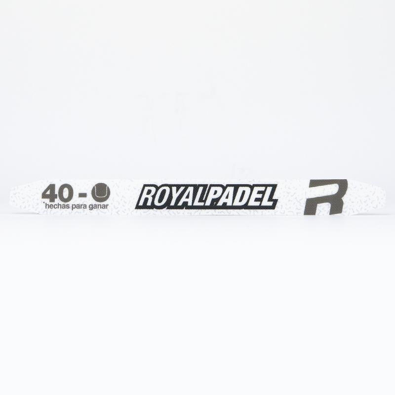 Protector Royal Padel Blanco Negro