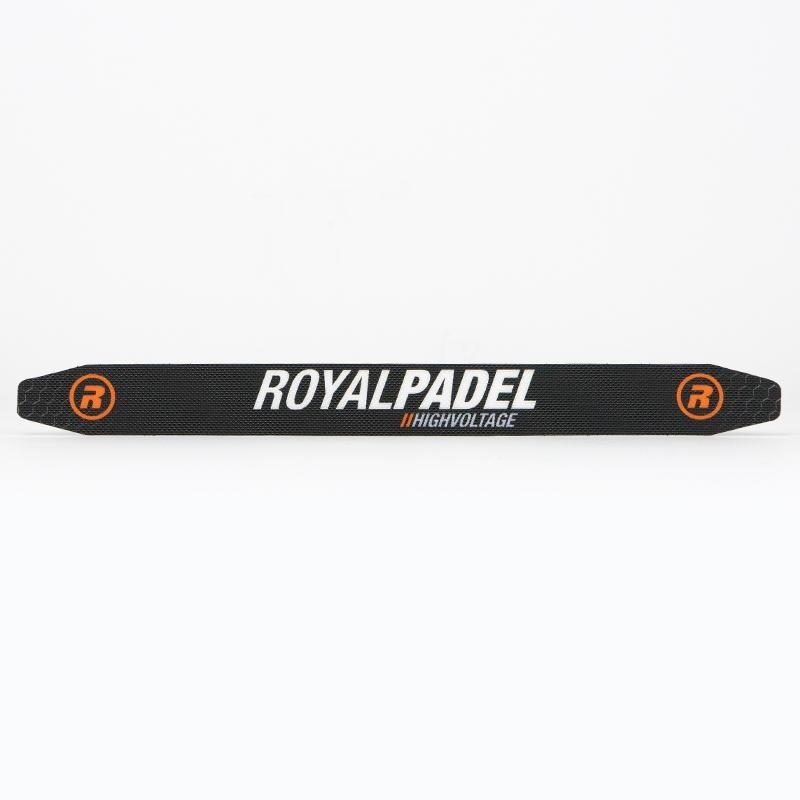 Protector Royal Padel Highvoltage Negro Naranja